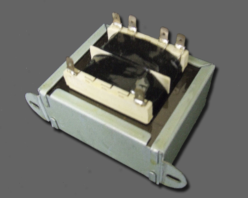 X 100-24-I - 24VAC 4.2 amp isolated open frame AC transformer